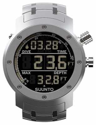 Suunto Elementum Aqua Steel SS014527000