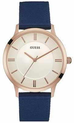Guess Men's Escrow Watch W0795G1