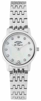 Rotary Womens Mother Of Pearl Dial LB90016/07