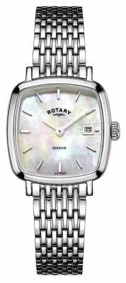 Rotary Womens Mother Of Pearl Dial LB05305/07