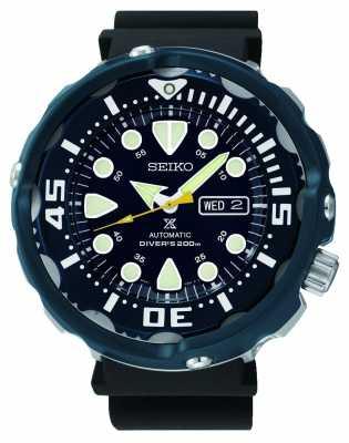 Seiko Mens Prospex Automatic Divers 200m Silicone SRP653K1