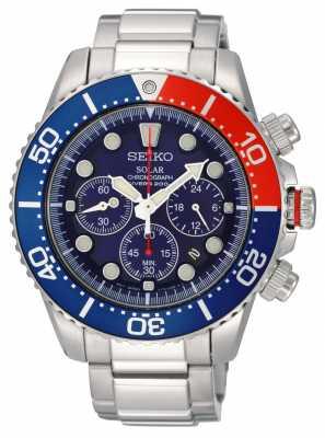 Seiko Mens Prospex Divers 200m Chrono SSC019P1