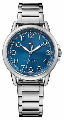 Tommy Hilfiger Womens Stainless Steel Bracelet Round Dial 1781655