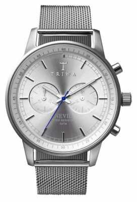 Triwa Mens Stirling Nevil 2.0 Chronograph Watch NEST101-ME021212