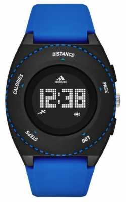 adidas Performance Unisex Blue Strap Black Dial ADP3201