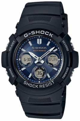 Casio G-Shock Alarm Chronograph AWG-M100SB-2AER