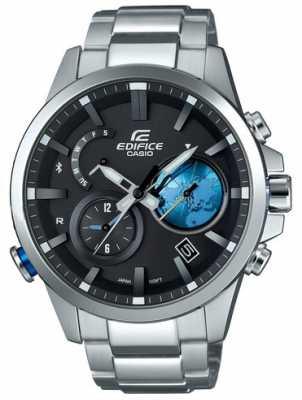 Casio Edifice Bluetooth 4.0 Sapphire Glass EQB-600D-1A2ER