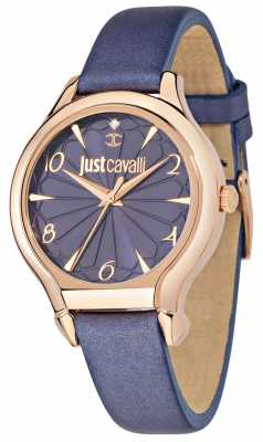 Just Cavalli Just Fusion 36mm Blue Dial R7251533503