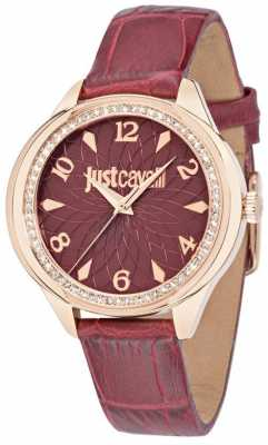 Just Cavalli JC01 Beige Dial With Beige Strap R7251571508