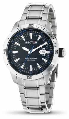 Sector Black Dial Bracelet R3253575003