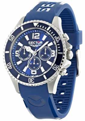 Sector 230 Gents Multifunction Blue R3251161003