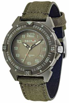 Sector EXPANDER 90 40mm Green Dial R3251197135