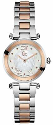 Gc LadyChic Sports Collection Two Tone Y07002L1