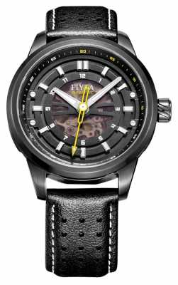 FIYTA Classic Automatic Skeleton Watch WGA8452.BBB