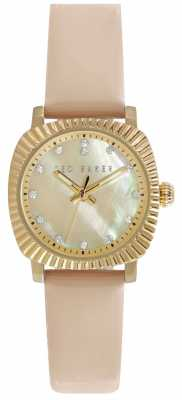 Ted Baker 26mm Hamil Gld Nude TE10024723