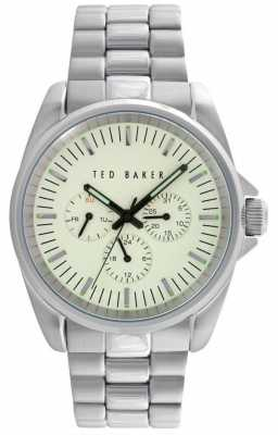 Ted Baker Mens 42 mm With 24 hour Sub Dial and Date TE10025264