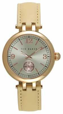 Ted Baker Lds 36mm Rg Case Rg TE10027794