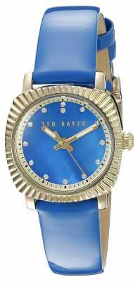 Ted Baker 26mm Rgip Case Blue TE10025305