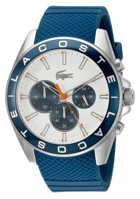 Lacoste Men's Westport Blue Strap Chronograph Watch 2010854