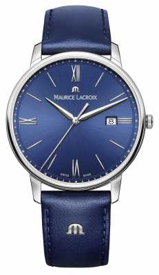 Maurice Lacroix Sapphire Crystal With Anti Reflect Crystal EL1118-SS001-410-1