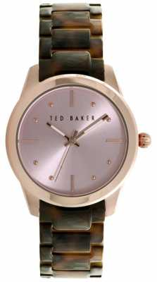 Ted Baker Womens 36mm Pink Dial TE10025276