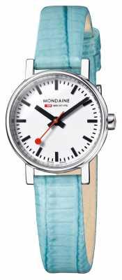 Mondaine Swiss Railway Blue Evo Petite A658.30301.11SBF