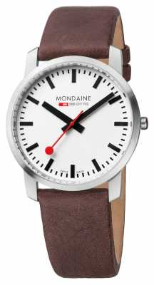 Mondaine Official Swiss Railways 41mm Watch Simply Elegant A638.30350.11SBG