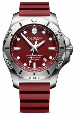 Victorinox Swiss Army I.N.O.X. Professional Diver Red 45mm 241736
