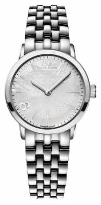 88 Rue du Rhone Womens Stainless Steel Mother Of Pearl Dial 87WA140021