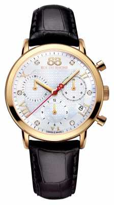 88 Rue du Rhone Double Origin 35mm Quartz Chronograph 87WA130028