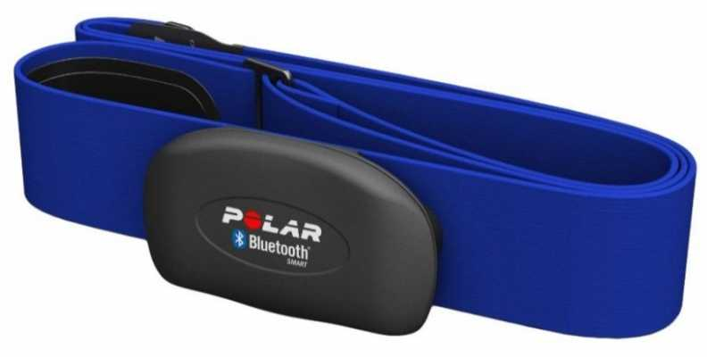 Polar Unisex H7 Blue Heart Rate Sensor M-XXL 92053182