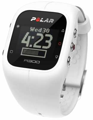 Polar Unisex A300 Activity Tracker (White) 90054231
