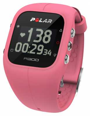 Polar Unisex A300 Activity Tracker (Pink) 90054239