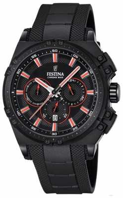 Festina 2016 Mens Chronobike Chronograph Watch F16971/4