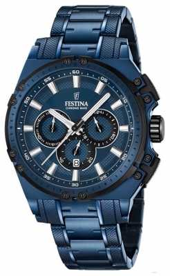 Festina Special Edition Mens Chronograph Watch F16973/1