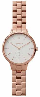 Skagen Womens Anitia Rose Gold PVD Plated SKW2417