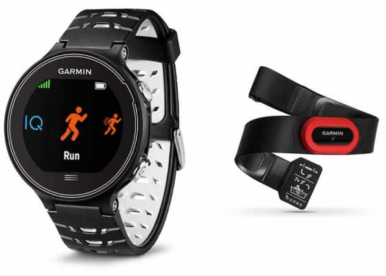 Garmin Unisex Forerunner 360 With Heart Rate Monitor 010-03717-30