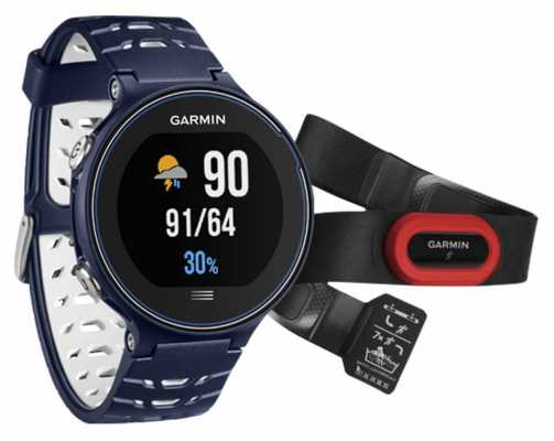 Garmin Unisex Forerunner 630 Heart Rate Monitor 010-03717-31