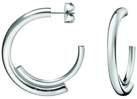 Calvin Klein Womens Scent Stainless Steel Earrings KJ5GME000100