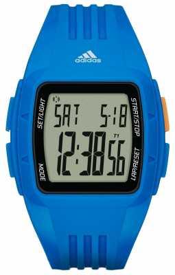 adidas Performance Blue Unisex Duramo Alarm Chronograph ADP3234
