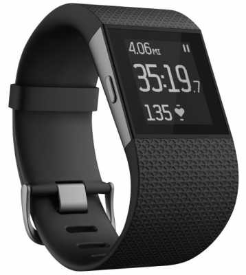 Fitbit Surge Superwatch (small) Black FB501BKS