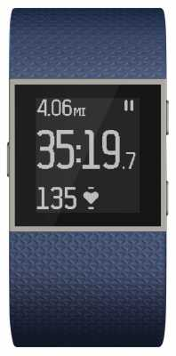 Fitbit Surge Superwatch (small) Blue FB501BUS