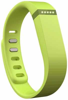 Fitbit Flex Wireless Activity And Sleep Tracker Wristband Lime FB401LE
