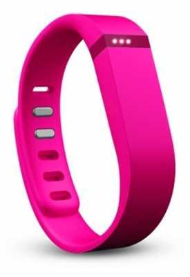Fitbit Flex Wireless Activity And Sleep Tracker Wristband Pink FB401PK