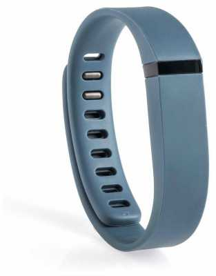 Fitbit Flex Wireless Activity And Sleep Tracker Wristband Slate FB401SL