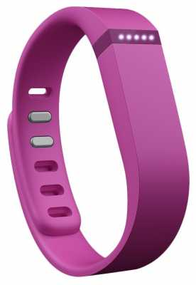 Fitbit Flex Wireless Activity And Sleep Tracker Wristband Violet FB401VT