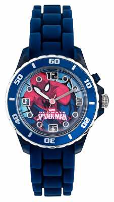 Avengers Childrens Spider-man Blue Strap SPD3415