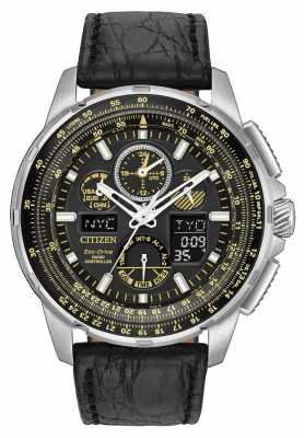 Citizen Eco-Drive Red Arrows Limited Edition Skyhawk A.T Leather JY8057-01E
