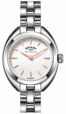 Rotary Womens Les Originales Lucerne Stainless Steel LB90158/02