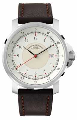 Muhle Glashutte M 29 Classic Leather Band Cream Dial M1-25-57-LB